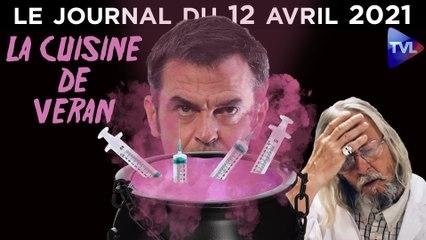 Vaccins : une campagne à rebours de la science ? - JT du lundi 12 avril 2021