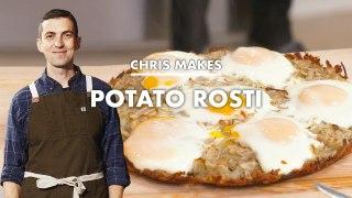Chris Makes Potato Rosti