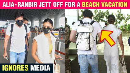 Alia - Ranbir Together Off To Maldives To Spend Quality Time | IGNORES Media