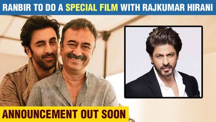 Ranbir Kapoor To Surprise Fans,Joins Hands With Rajkumar Hirani | Delayed Due To ShahRukh Khan?