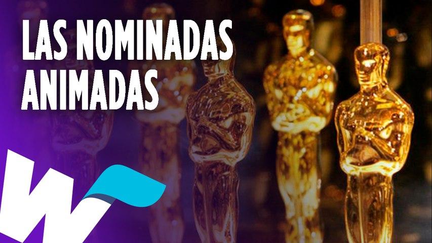Estas son las películas animadas nominadas a los premios Oscar 2021