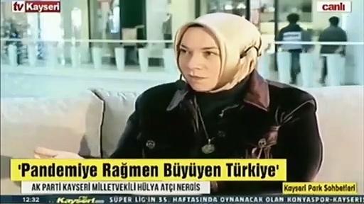 AKP'li vekil Hülya Atçı Nergis: Türkiye'de ev ve araba almanın artık çok kolaylaştığını anlatacağız; karşı medya istediği gibi haber yapsın