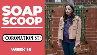 Coronation Street Soap Scoop! Faye's fate is revealed in court
