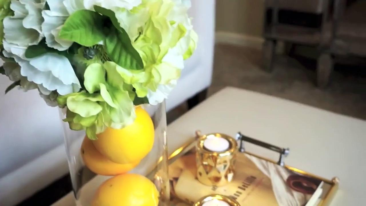 Dollar Tree Diy – 4 Coffee Table Decor Ideas