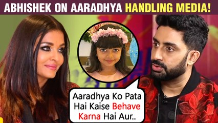 Aishwarya Rai Taught Aaradhya Bachchan To Handle Paparazzis? Abhishek Bachchan Reveals