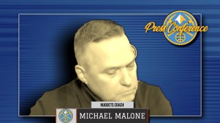 Michael Malone Reacts to Daunte Wright Shooting