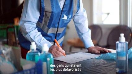 Michel, médecin bénévole au Secours populaire