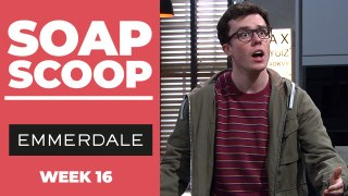 Emmerdale Soap Scoop! Vinny gambles with Paul's tips