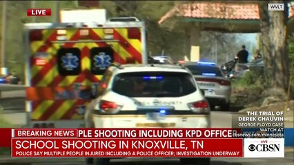 Several students from high school in Knoxville, Tennessee, fatally shot in prior incidents