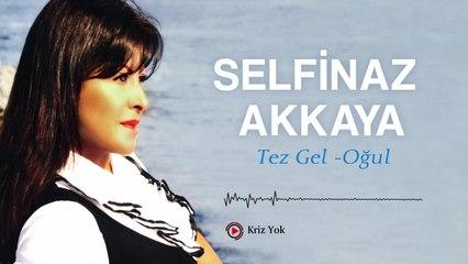 Selfinaz Akkaya - Kriz Yok - [Official Video | © Medya Müzik]