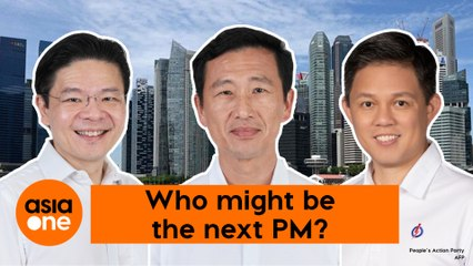 TLDR: Likely frontrunners for next Prime Minister of Singapore
