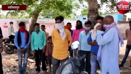 पुलिस अधीक्षक प्रमोद कुमार ने पोलिंग बूथों का निरीक्षण कर परखी सुरक्षा व्यवस्था