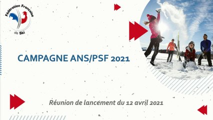 FFS - Conférence Campagne ANS/PSF 2021