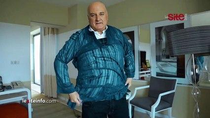 سفير إسرائيل بالمغرب في _حكايات__ رمضان مبارك وانتظروني في موقع _سيت أنفو_