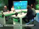 Khazri en feu ! Youssouf mérite-t-il mieux ? Ça chambre sur la pelouse d'ASSEFCGB, et déplacement à Paris libérés ! - Club ASSE - TL7, Télévision loire 7