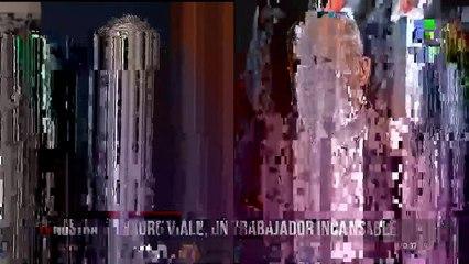 El rrencuentro de Ventura y Rial en la tele
