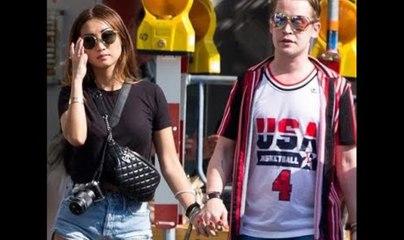 """La estrella de """"Home Alone"""", Macaulay Culkin y su novia Brenda Song se convierten en padres"""