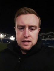 Liam Norcliffe's post-match video after draw against Boreham Wood.