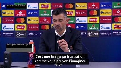 """Conceição : """"On a été supérieur à Chelsea sur les deux matches"""""""