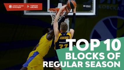 Top 10 Blocks of the Regular Season!