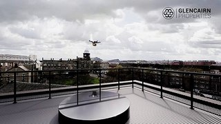 Edinburgh flats 'future-proof' roof terrace for drone deliveries