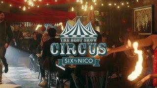 Six by Nico Circus menu