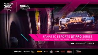 LIVE | Fanatec Esports GT Pro Series - Monza