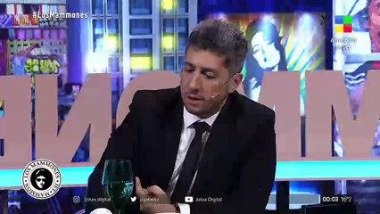 Gonzalo Heredia contó que sus hijos juegan con los gatos embalsamados de Daniela Cardone
