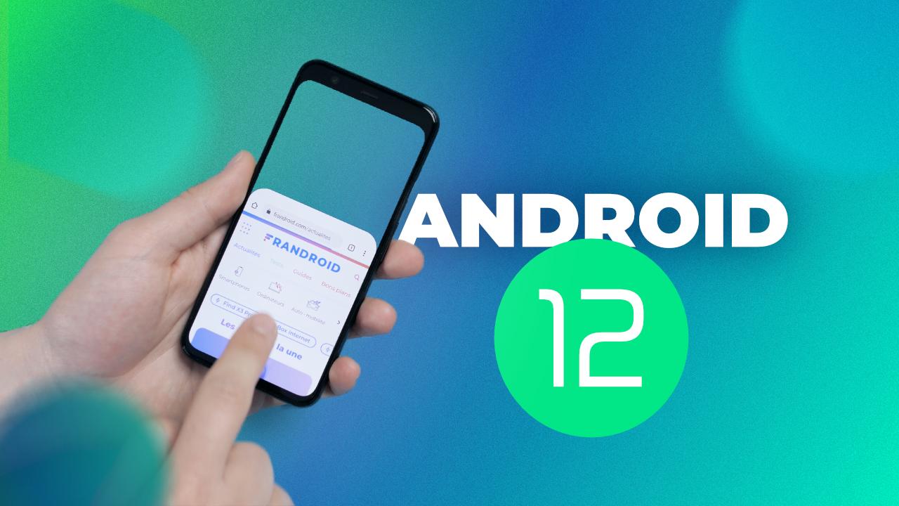 On a testé Android 12 ! Toutes les NOUVEAUTÉS à connaitre