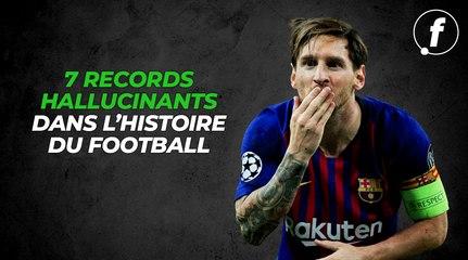 7 records hallucinants dans l'histoire du football