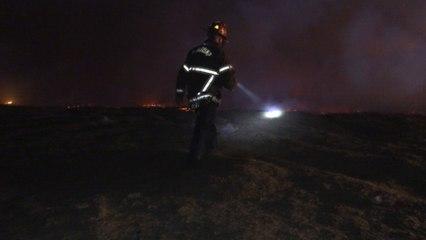 Live Rescue: Hemp Farm Catches Fire