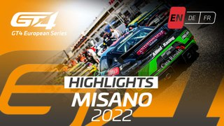 LIVE FROM MONZA - GT4 EUROPEAN SERIES 2021 - ENGLISH.
