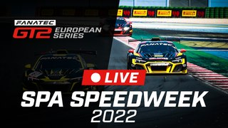 LIVE FROM MONZA - FANATEC GT2 SERIES 2021