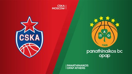 EuroLeague 2020-21 Highlights Regular Season Round 25 video: CSKA 93-86 Panathinaikos