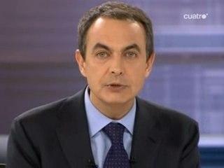 Primer debate Zapatero Rajoy 2008 / Parte 1 de 6