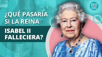 TODO lo que pasaría si la Reina Isabel II falleciera | EVERYTHING that would happen if Queen Elizabeth II passed away