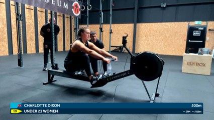2021 World Rowing Indoor Championships - 1-Hour test, Open Men, Open Women - Highlights