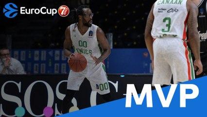 MVP of the Week: John Brown, UNICS Kazan