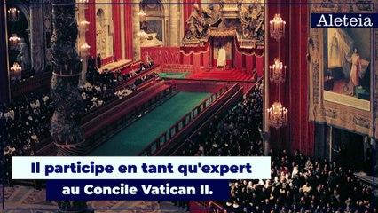 Benoît XVI, itinéraire d'un virtuose en théologie