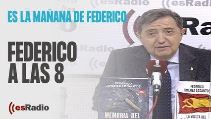Federico a las 8: Lección de historia de Federico a Sánchez sobre la Segunda República y el PSOE
