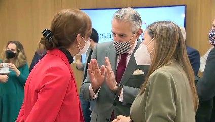 Mónica García anuncia la reconversión del Zendal y el plan Reanima Madrid