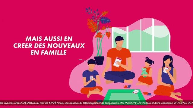 MA MAISON CANALBOX  - Les scénarios