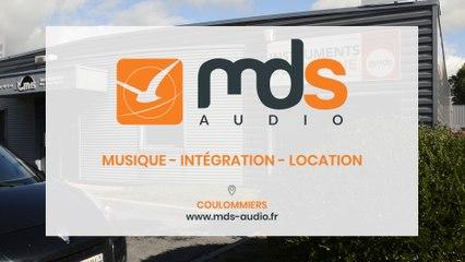 MDS Audio, musique, intégration, événementiel et location à Coulommiers.