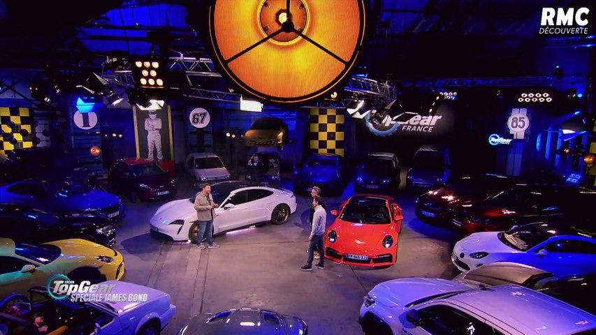 Top Gear France : l'homme volant, Franky Zapata, affronte le Stig