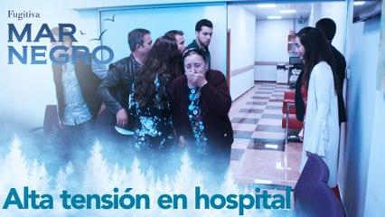 Espera en la puerta de cirugía - Capitulo 57   Fugitiva