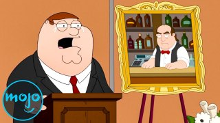 Top 10 Major Characters of Family Guy Who Tragically Died