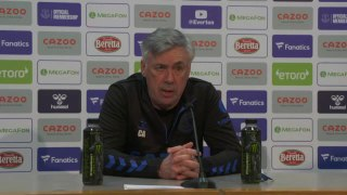 Ancelotti on Everton injury crisis and Spurs