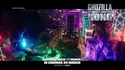 GODZILLA VS KONG 'Kong Challenges Godzilla' Trailer (NEW 2021) Monster Movie HD