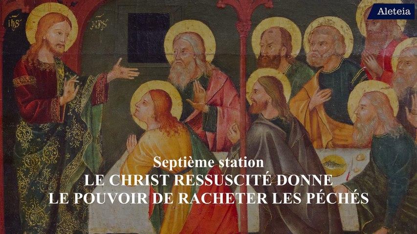 """Méditez la Résurrection avec le """"chemin de lumière"""""""