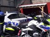 Des contrôles de Police renforcées - Reportage TL7 - TL7, Télévision loire 7